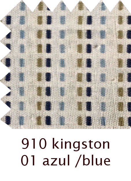 910 Kingston azul