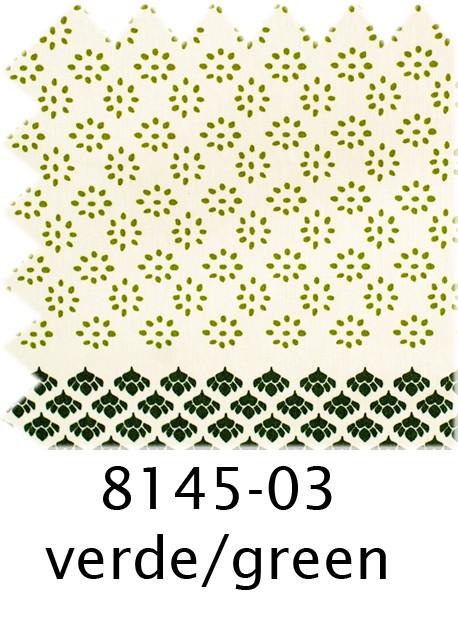 8145 Prints - 03 verde