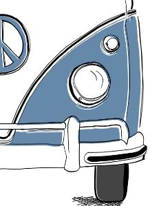 240 - Van 01 Azul