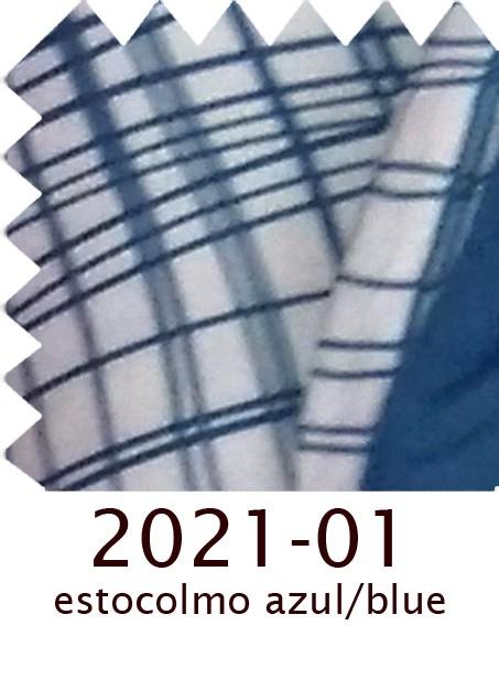 2021 - Azul