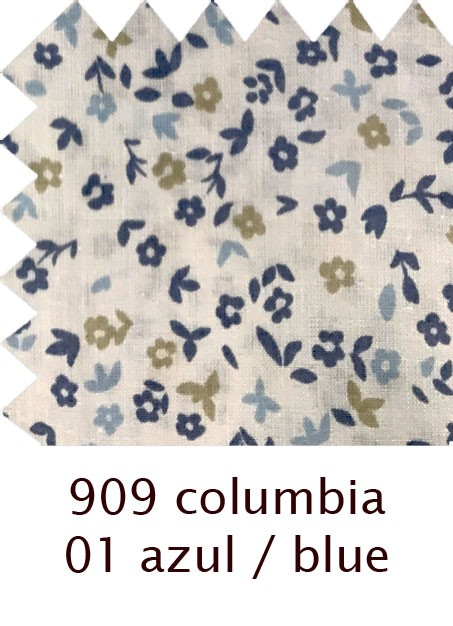 909 Columbia - Azul