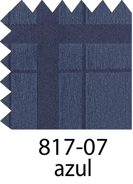 817 Jacquar Cuadros Azul