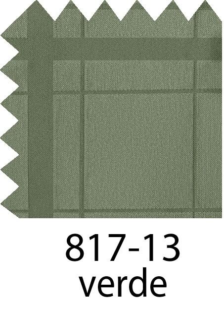 817 Jacquar Cuadros Verde