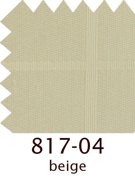 817 Jacquar Cuadros Beige